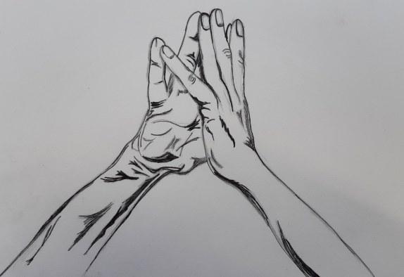 Bridging hands