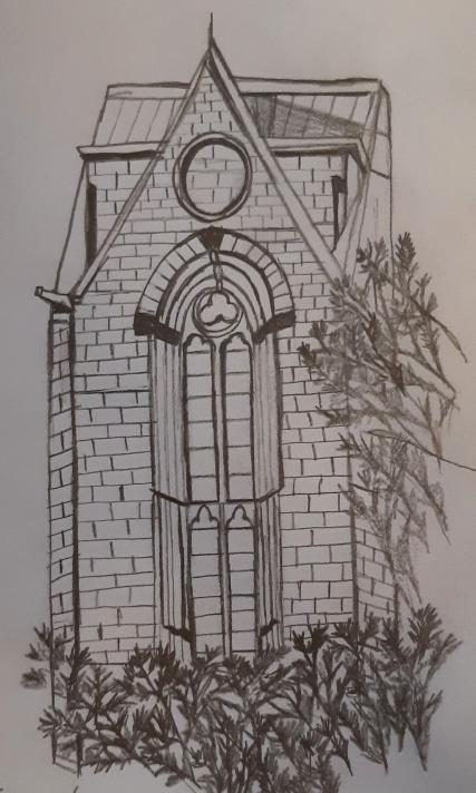 Amy McCartney- Church window