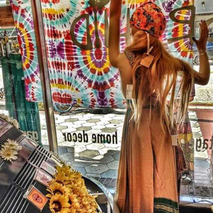Woodstock by Carl Scharwath